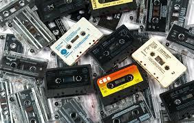 The Cassette.