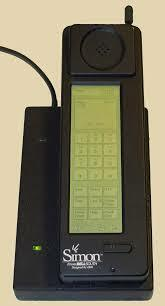 The first SmartPhone.