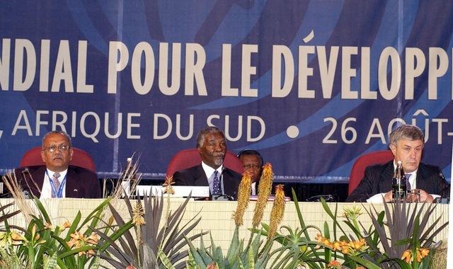 Conferencia de las Naciones Unidas sobre el Medio Ambiente y el Desarrollo.