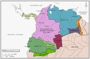 Gran Columbia formed
