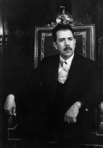 Lázaro Cárdenas ocupa la presidencia