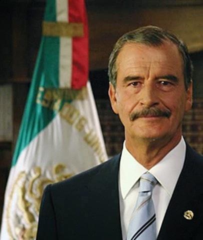 2001-2006: Vicente Fox Quesada