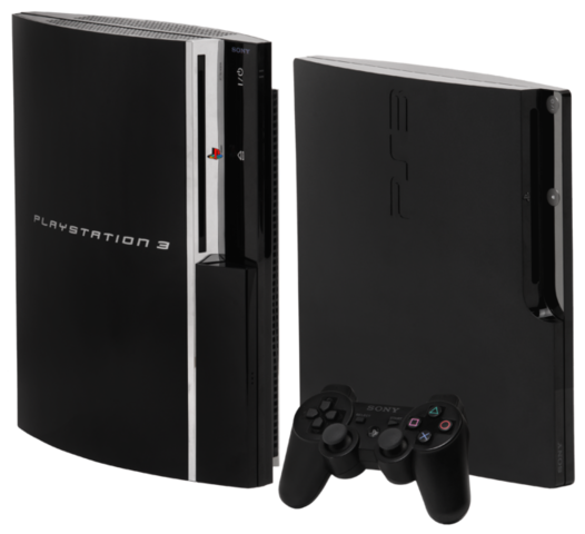 SCE released PS3