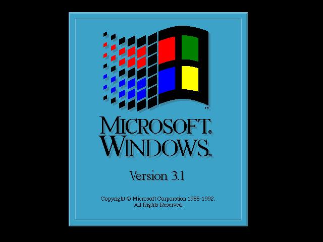 Microsoft introduces Windows 3.1