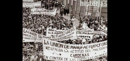 Huelga de los trabajadores petroleros