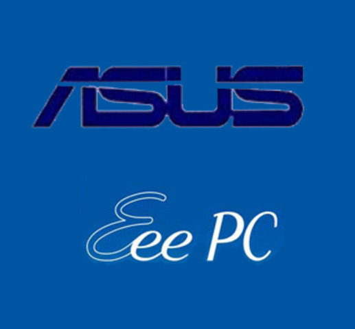 Asus released first Eee PC(first netbook)
