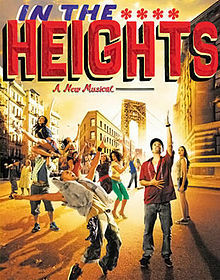 """""""In the Heights"""" Grammy Award"""