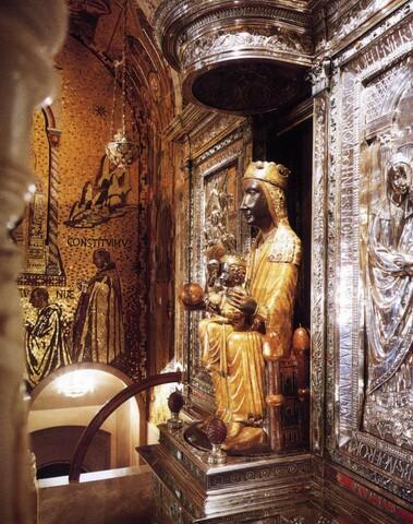 Peregrinación al Santuario de Nuestra Señora de Monserrat