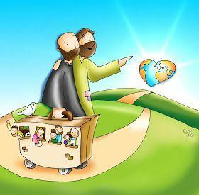 Comienzo de su vida religiosa