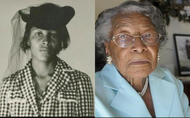 Recy Taylor speaks out.