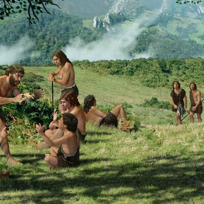 La Prehistòria timeline