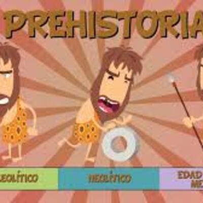 Prehistòria timeline
