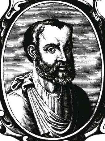 El médico griego Galeno