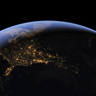 Livet på jorden timeline