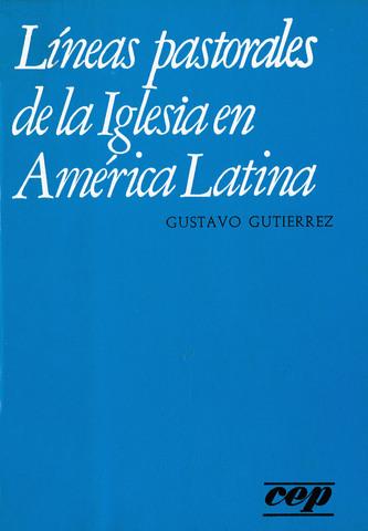 OBRA: Líneas pastorales de la Iglesia en América Latina