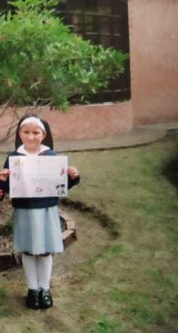 Mi primer día en la escuela