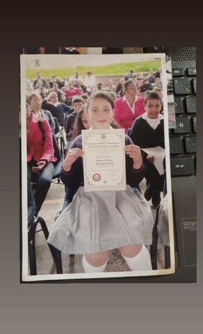 Grado de quinto primaria