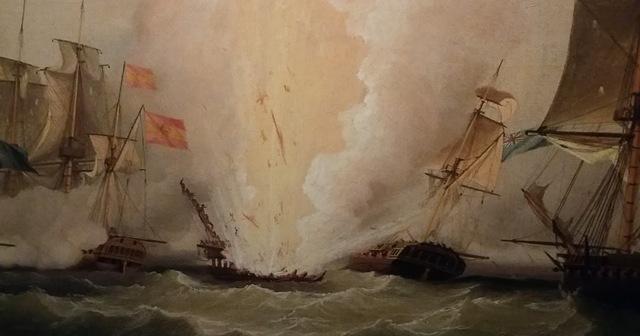 Primeras fragatas Colombianas