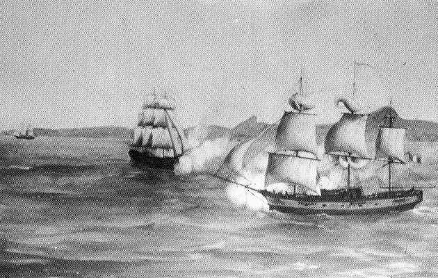 Batalla de Malpelo