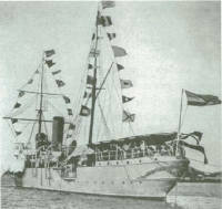 """Crucero """"Presidente de marroquin"""""""