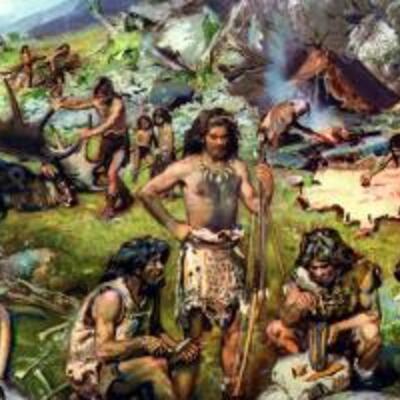 La Prehistòria_Melania timeline