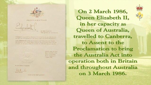Australia act