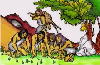 RECOLECTA DE FRUITES I CAÇA DE ANIMALS