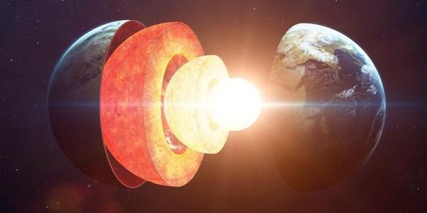 Jorda ble dannet