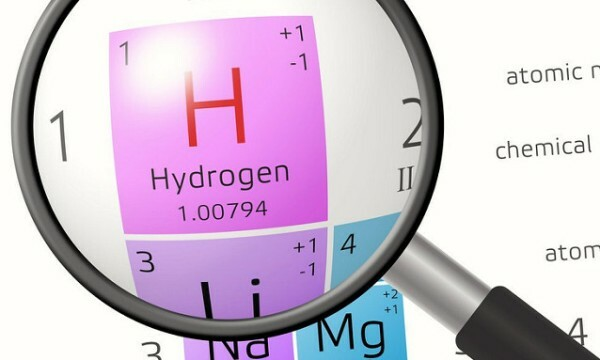 Henry Cavendish discovers Hydrogen
