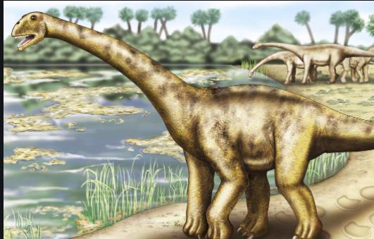 Første dinosaurene