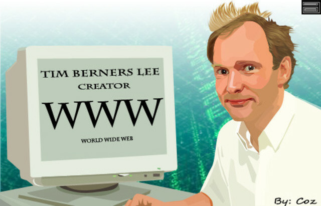 Sistema de hipertexto-Tim Berners-Lee