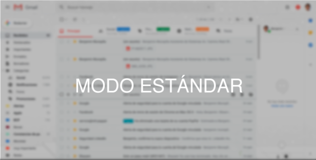 HTML como estándar