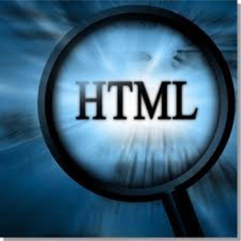 Retoma de actividad estandarizadora de HTML.