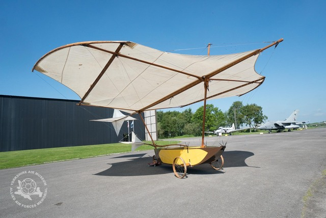 Invention of the Glider