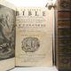 Edition 1717 bible francois lemaistre sacy bible port royal 0