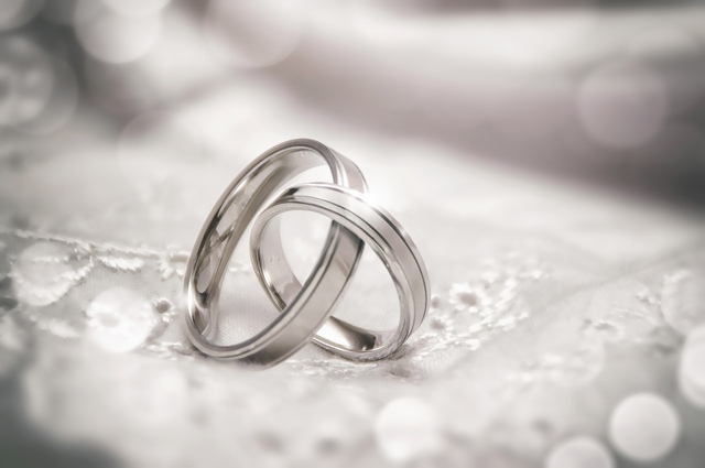 John Kay get's maried