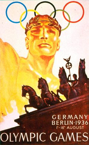 Juegos Olímpicos en Berlín