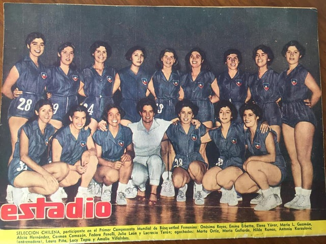 Primer Mundial femenino