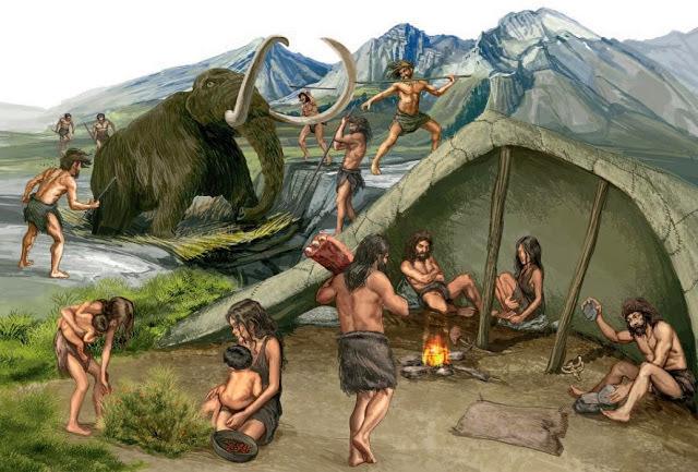 L'economia del paleolític