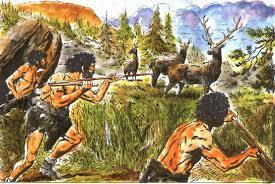 La aparicio de la caça