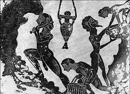 Grecia (la dura realidad de la esclavitud)