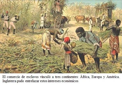 ¿Por qué nació el esclavismo después de la Edad Media?