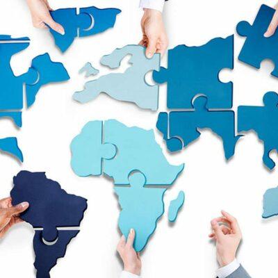 Evolución histórica del estudio de las Relaciones Internacionales. timeline