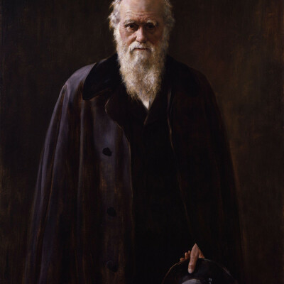 Charles Darwin (12 February 1809 to 19 April 1882) timeline