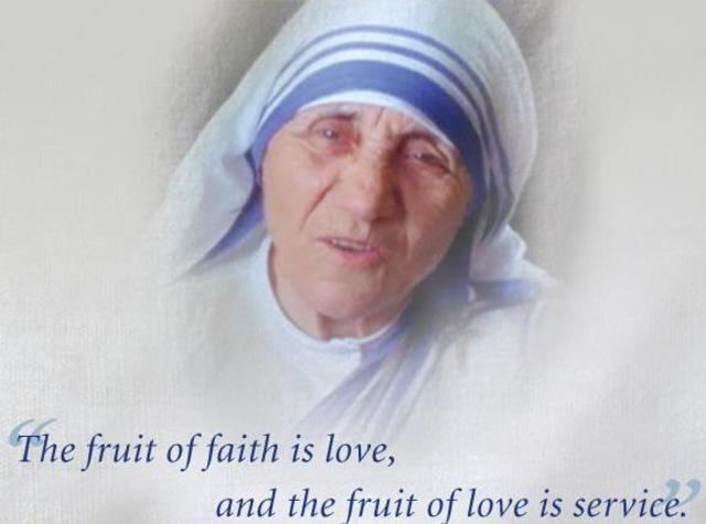 Mother Teresa death