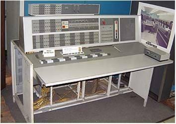 Sistemas por lotes (IBM 1401)