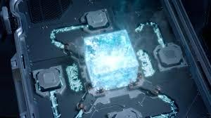 Robo de la gema del espacio