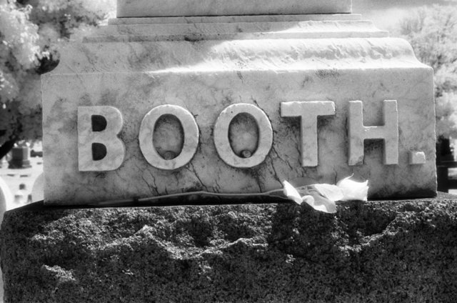 Booth Killed