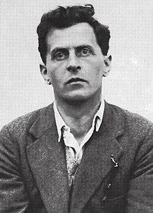Ludwig Wittgenstein. (1889 - 1951)