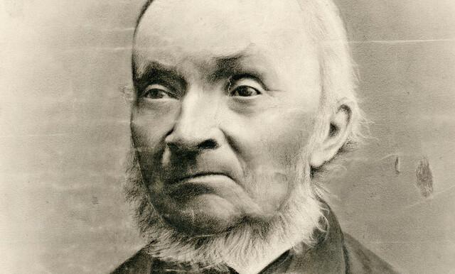 Ivar Aasen blir født